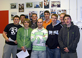 IntaPlumb Students who have successfully completed Level 3