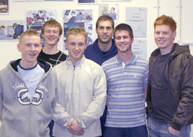 IntaPlumb Students who have successfully completed Level 3 in June 2007